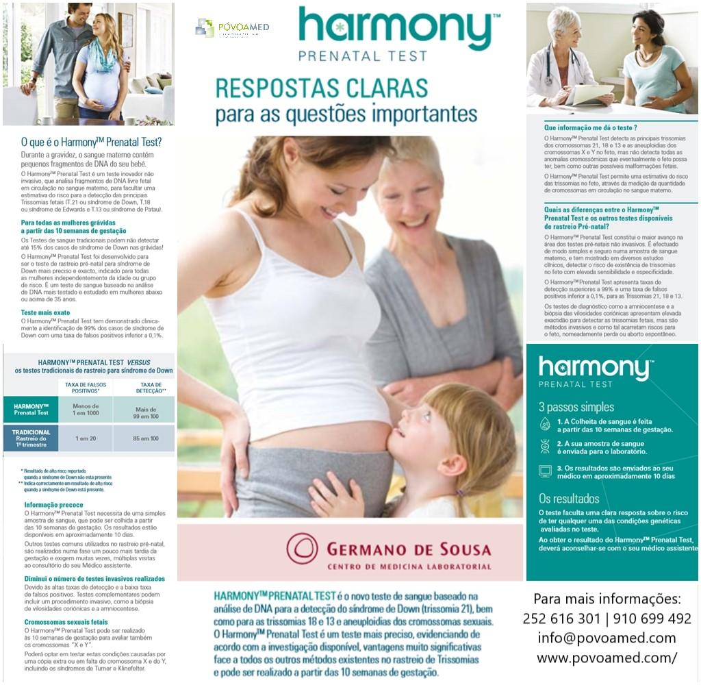Harmony™ Prenatal Test